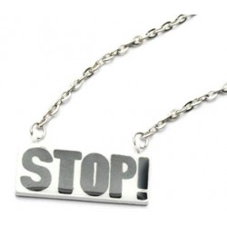 Halsband STOP!