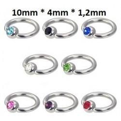 Ring 10mm * 4mm * 1,2mm