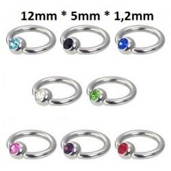 Ring 12mm * 5mm * 1,2mm
