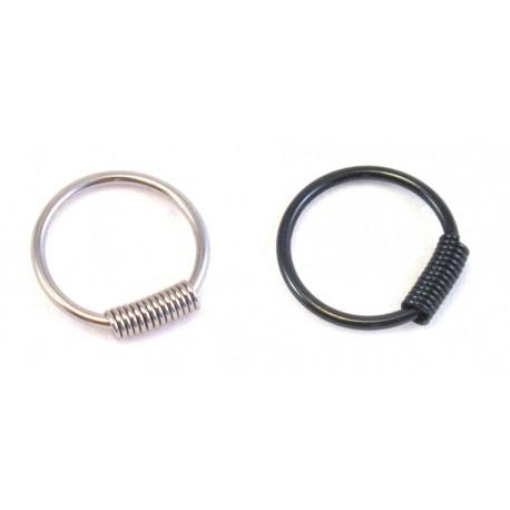 Piercing Ring Spiral