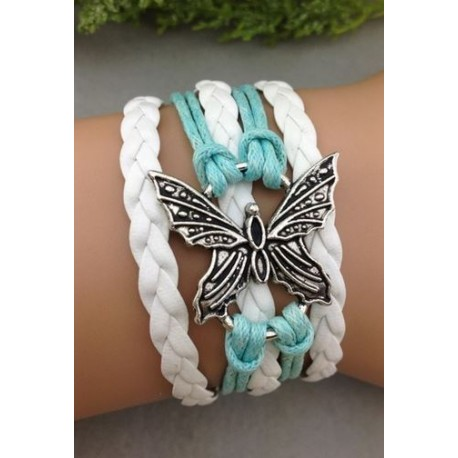 Armband fjäril