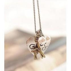 Halsband berlock