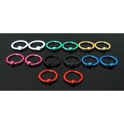 Piercing Ring 8mm * 3mm * 1,2mm