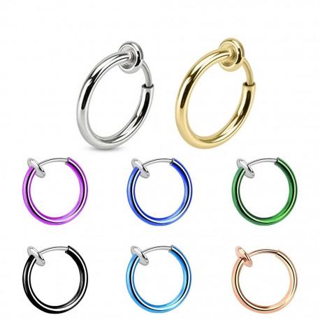 Fake Septum Ring - 1st
