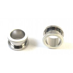2 Tunnlar 2mm-14mm, Vit
